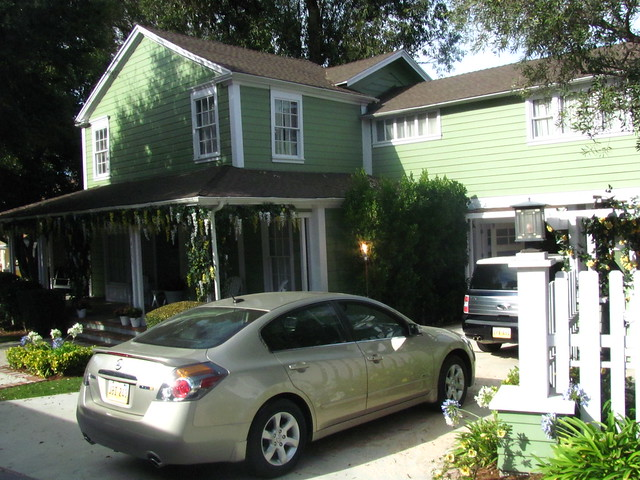 The Scavo Home on Wisteria Lane on the Universal Studio Tour