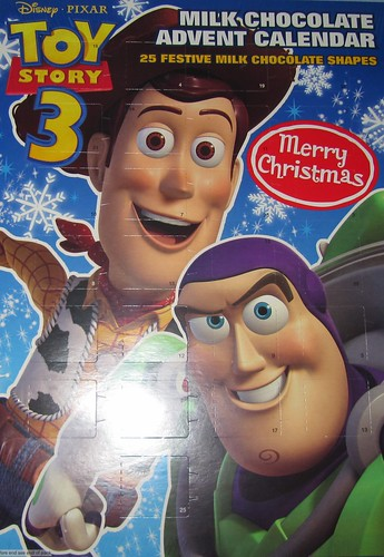 Toy Story 3 Advent Calendar