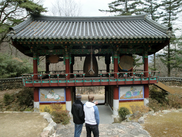 A temple in Sangju