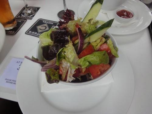 Coopers: Greek salad