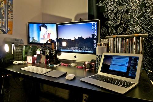 iMac Setup 2011 - 3