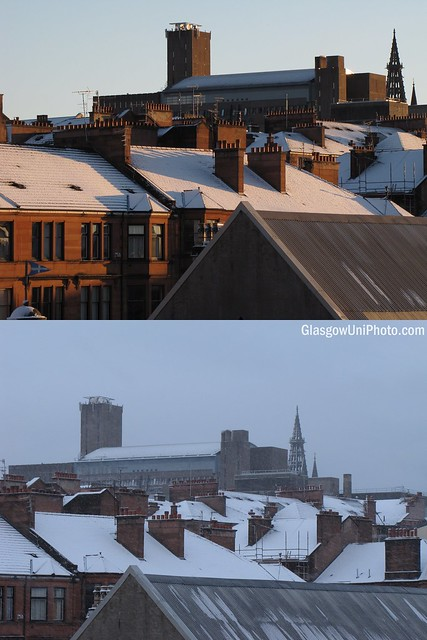 Snowy Roofs of Hillhead