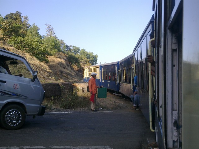 Matheran Mountain Toy Train