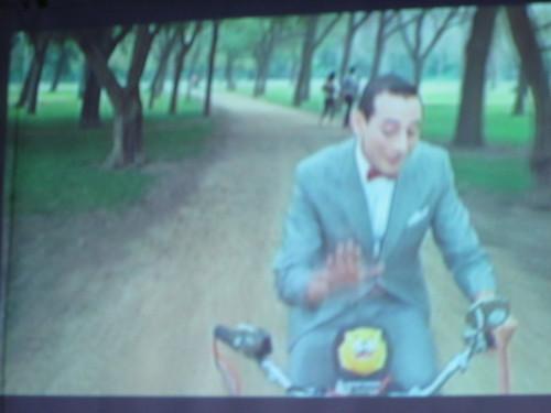 Bike Movie Night