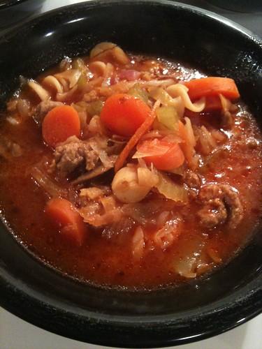 Flamestrike Soup