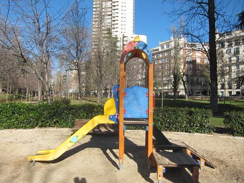 Parque Infantil. El Retiro