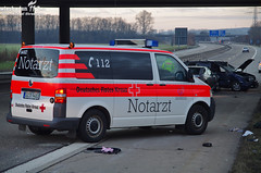 Trunkenheitsunfall A671 Bischofsheim 16.01.11