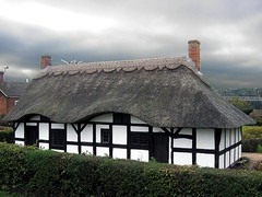 Izaak Walton's Cottage,