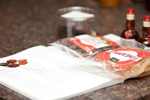 Assembling Ingredients