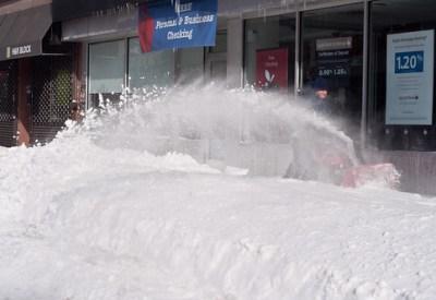 Greenpoint Blizzard 2010