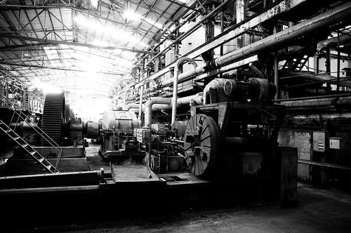 Suantou Sugar Factory