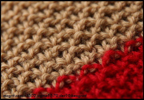 3 color cowl - close