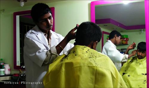 Hair crop