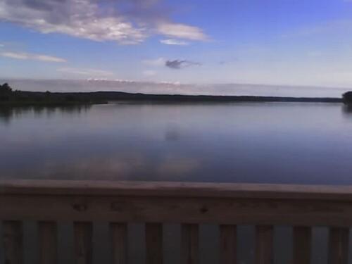 IA - Lake Okoboji at sunset
