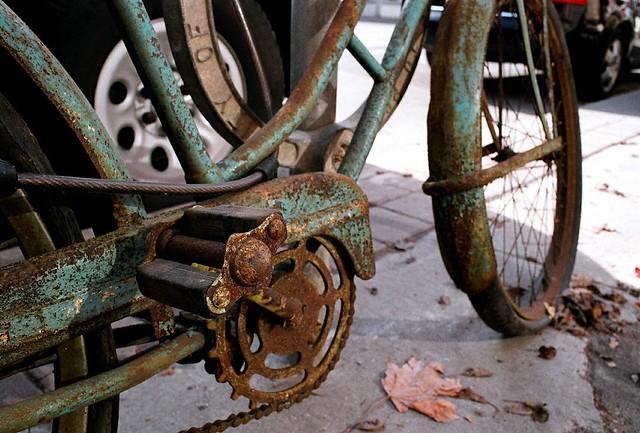 Rusty Pedal