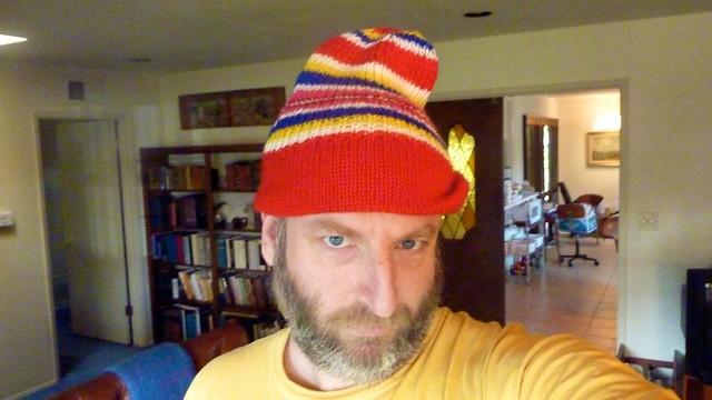 Klein Bottle Hat!