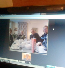 skyping with the bbc