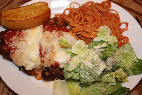 Chicken Parm!