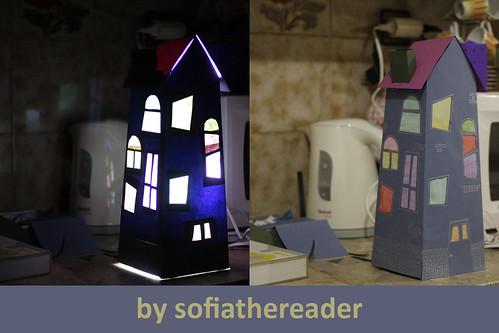 Night light by sofiathereader