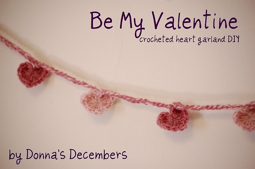 Be My Valentine DIY