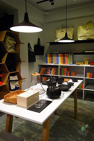 日系設計物品販售區