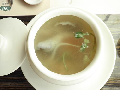 玄米香蕈上湯