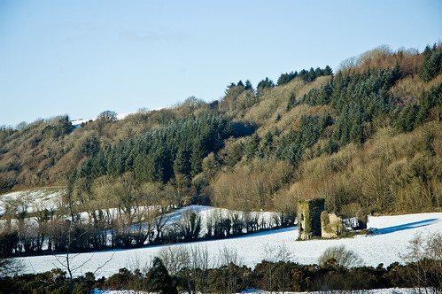 Kilmalooda Valley and Castle