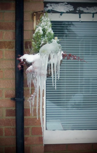 Hanging Icicle