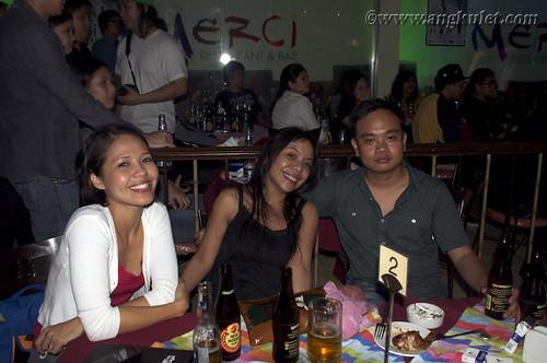 CBI Album Launch at Merci Bar & Resto