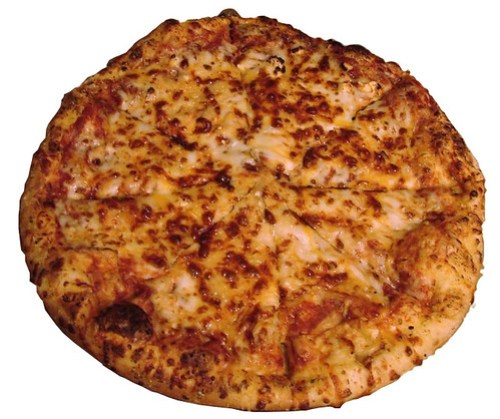 Domino's Wisconsin 6 Cheese Pizza