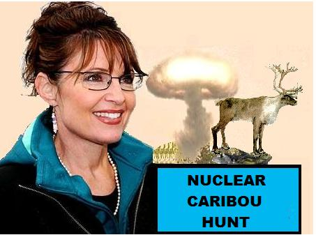Sarah Palin's Hamburger on the Hoof