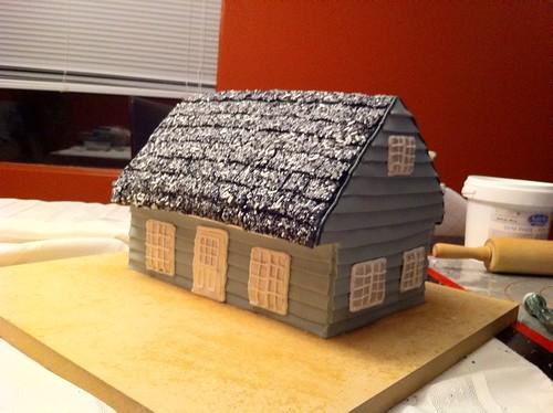 House Cake (3/6)