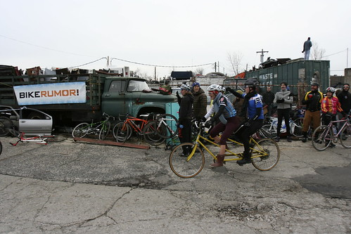 bilenky junkyard cyclo-cross race