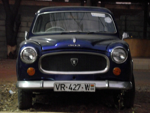 Peugeot 403 For rent