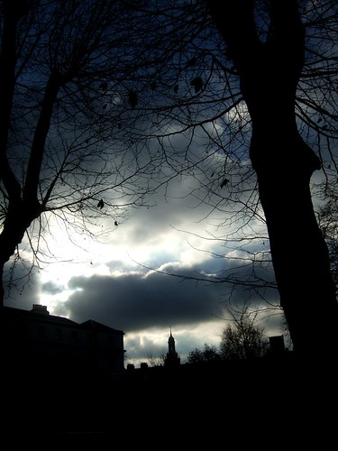 Greenwich Silhouette