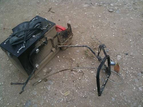 klr crash
