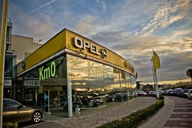 Concesionario Opel Goñi en Leioa...