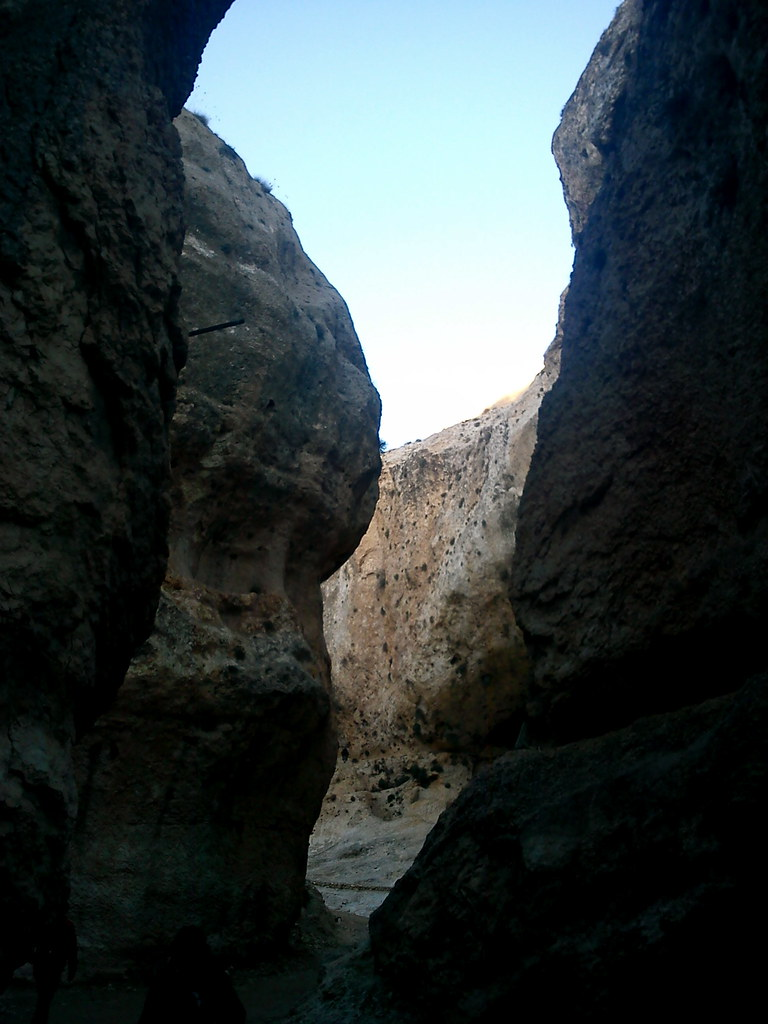 The Syrian version of the Petra Siq