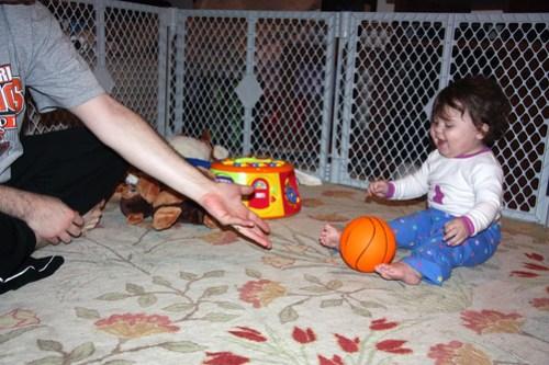 Playin' Ball