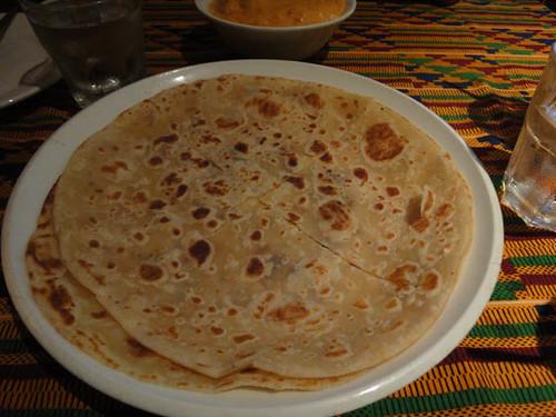 Chapati bread