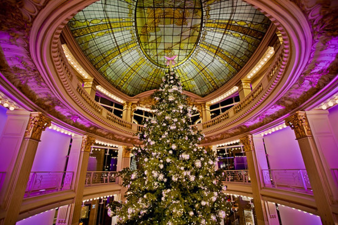 Neiman Marcus Christmas Tree, San Francisco