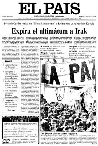El País 16-1-1991