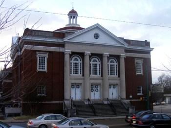 Former Union UMC Building - Memphis, TN. acnatta/Flickr
