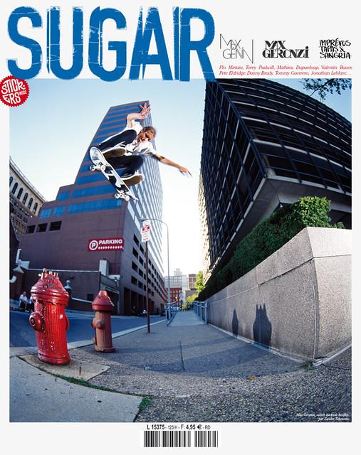 Sugar Mag #123 Cover