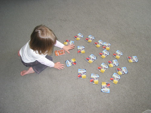 Chuggington Memory Game
