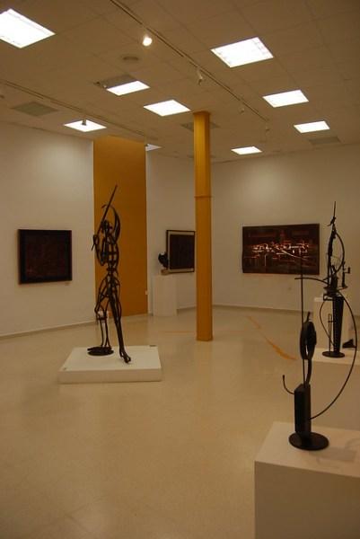 Esculturas de Eloy Teno