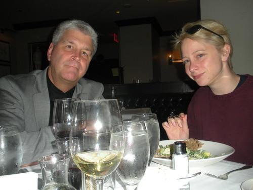 Dinner in LA