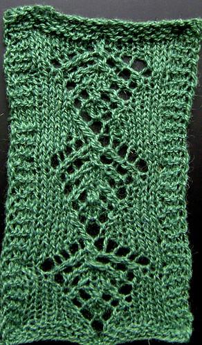 Shetland-Fern-Stitch