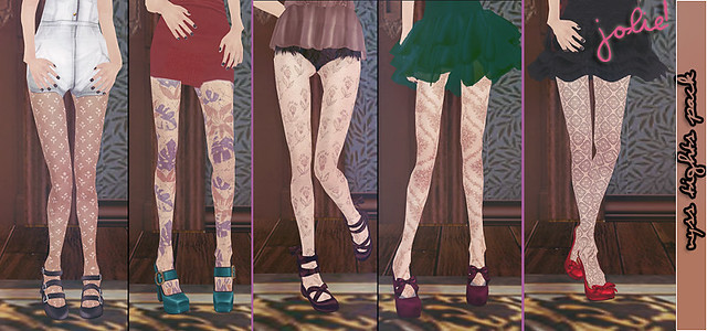 jOLIE! Nyss Tights pack