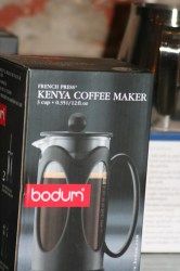 """Kenya Coffee Maker"""